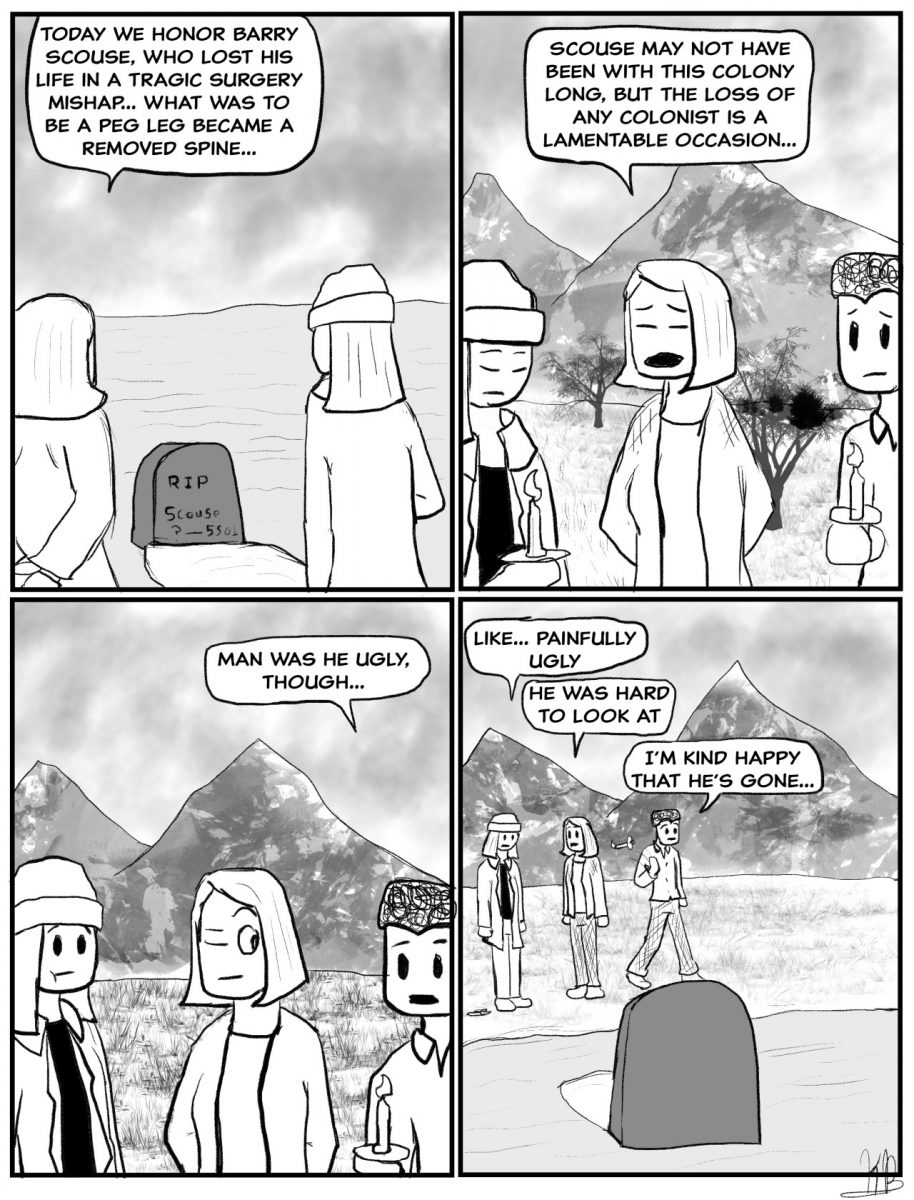You all know who Im talking about (RimWorld Comics